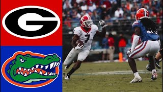 #8 Georgia vs #6 Florida Highlights | NCAAF Week 10 | College Football Highlights