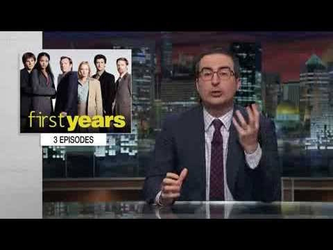 Last Week Tonight With John Oliver - Trump Lawsuits