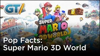 Pop Facts - Super Mario 3D World: Link to the Galaxy