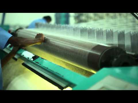 Textiles manufacturing - Vision Support Services India