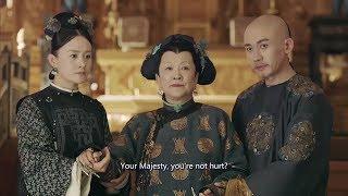 【大結局】皇后與王爺密謀篡位,不料最後竟被自己人暗算,哭哭傻笑!