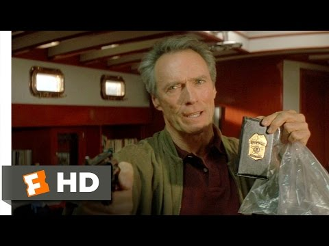 In the Line of Fire (1/8) Movie CLIP - You're Under Arrest, Too (1993) HD