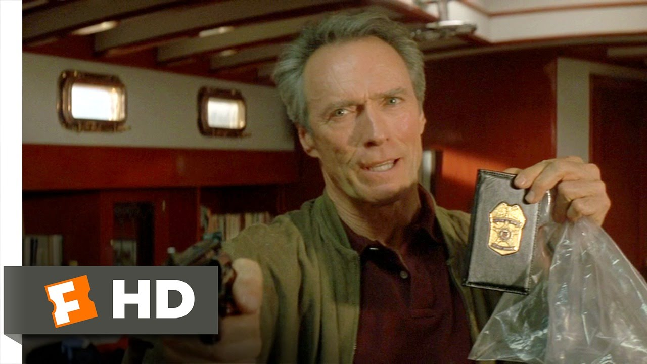 Download In the Line of Fire (1/8) Movie CLIP - You're Under Arrest, Too (1993) HD