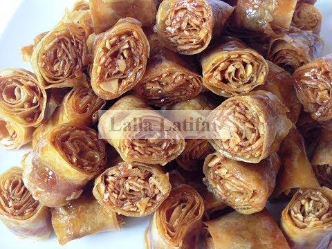 Gateaux aux miel arabe