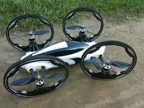 CarCopter, Expendables 3 drone