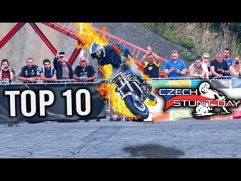TOP10 Tricks Stunt Riding World Championship