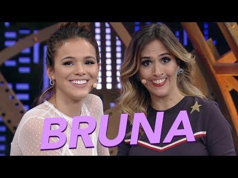 Bruna Marquezine e Tatá Werneck são uma dupla PERFEITA 😂   Esquenta Lady Night   Humor Multishow