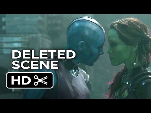 Guardians of the Galaxy Deleted Scene - Sisterly Love (2014) - Marvel Movie HD