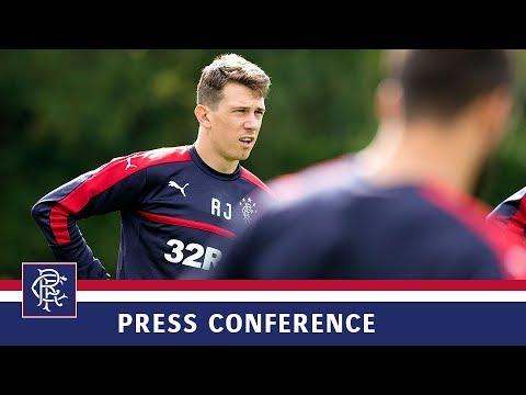 PRESS CONFERENCE | Ryan Jack | 18 Sep 2017