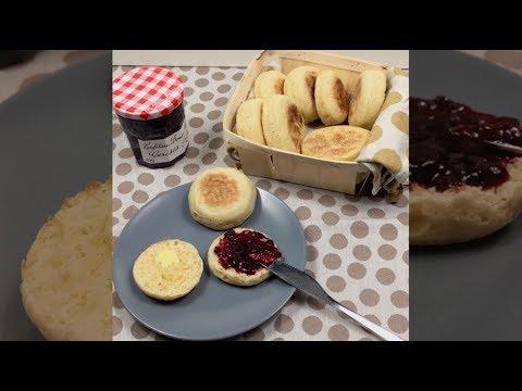 muffins-anglais-(ou-english-muffins)---recette
