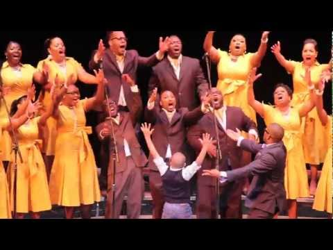 Danell Daymon & Greater Works Gospelfest 2012