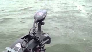 MotorGuide Xi5 - Anchor Feature in Windy and Rough Conditions
