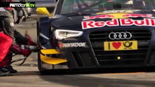 DTM 2012 - Audi Sport A5 - Pruebas Parte 1 - PRMotor TV Channel