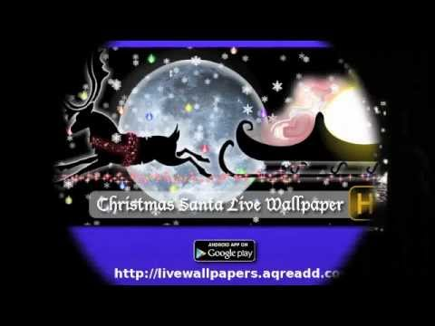 christmas live wallpaper apps on google play. Black Bedroom Furniture Sets. Home Design Ideas