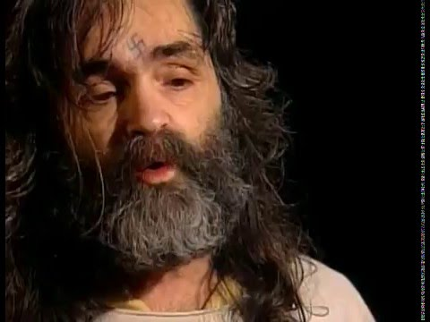 Charles Manson Interview