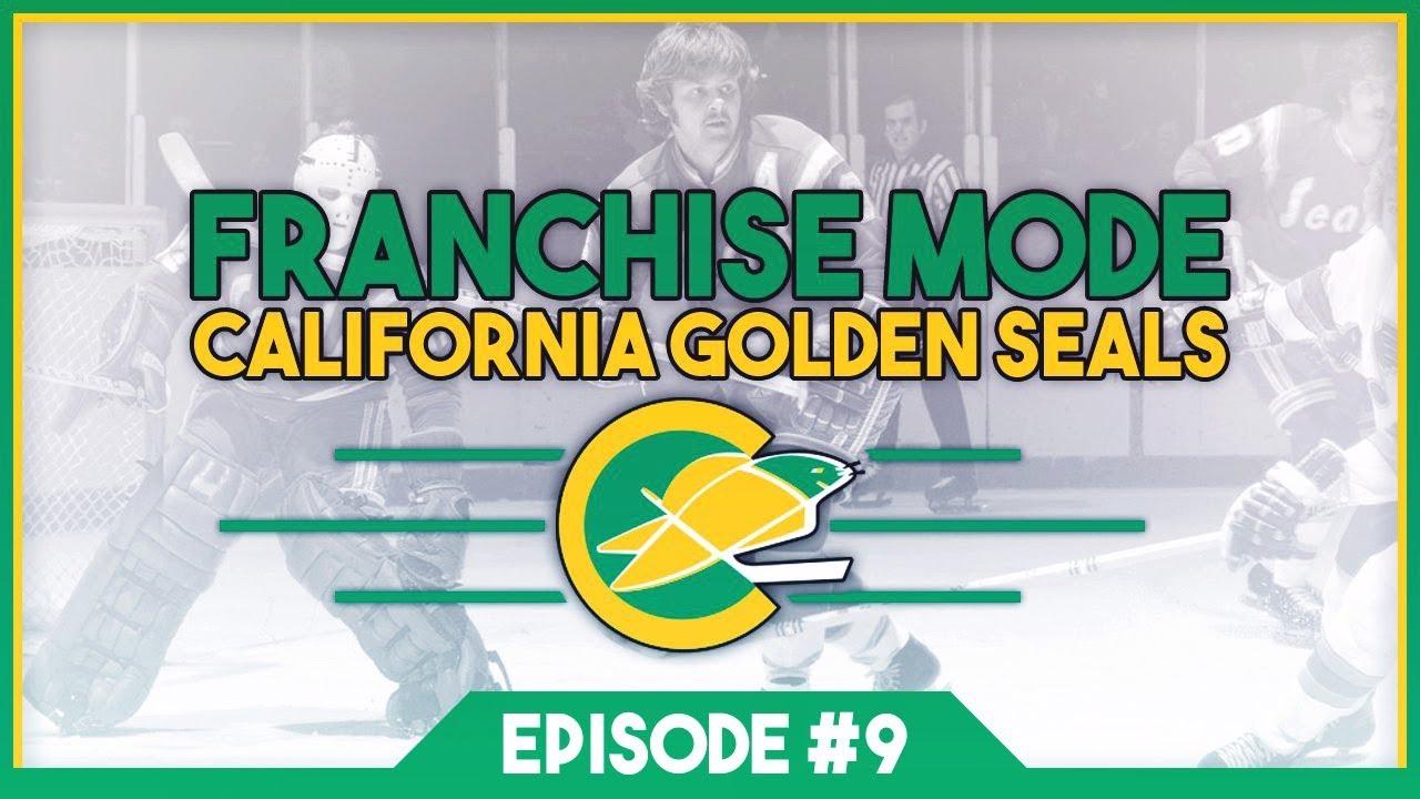 4517c44b019 NHL 19 - California Golden Seals Franchise Mode  9