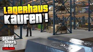 GTA 5 Online | EIGENES BÜRO & LAGERHAUS KAUFEN ! | SCHMUGGELWARE & MEHR | 1.34 IDzock