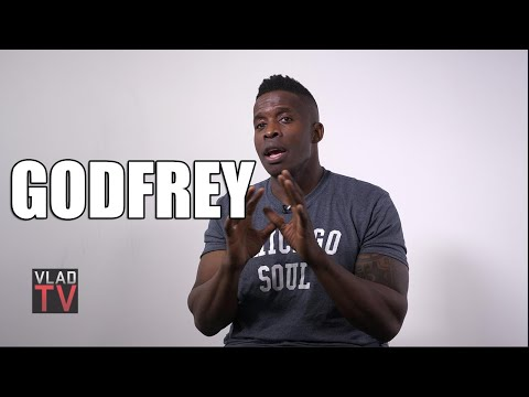 Godfrey Impersonates Lord Jamar and Steven A. Smith (Part 9)