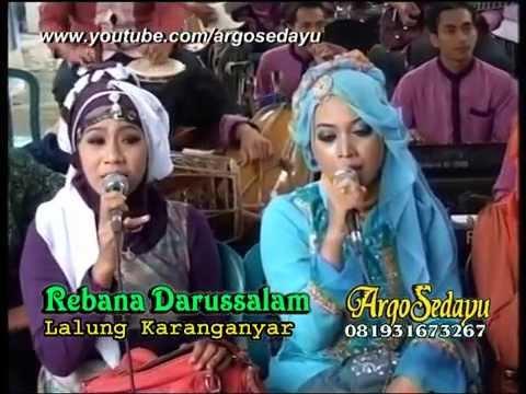 Rebana Darussalam Karanganyar, Bismillah