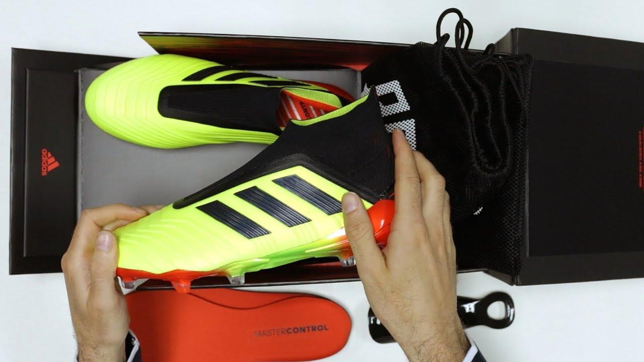 best authentic e5169 97269 ... switzerland unboxing adidas predator 18 purecontrol energy mode pack  las botas adidas para rusia 2018 c14cb