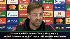 Klopp: People would buy tickets to Liverpool vs Bayern
