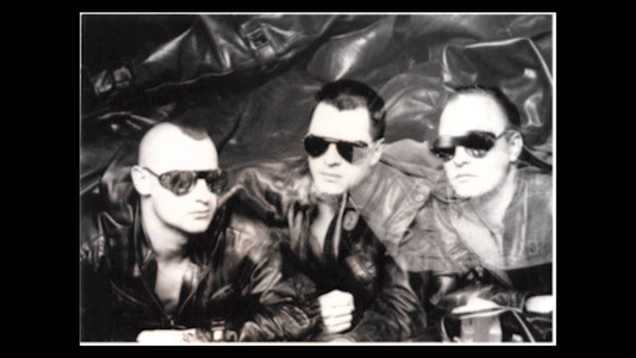 Front 242 Television Programm