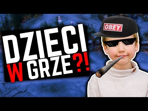 Dzieci w League of Legends! thumbnail