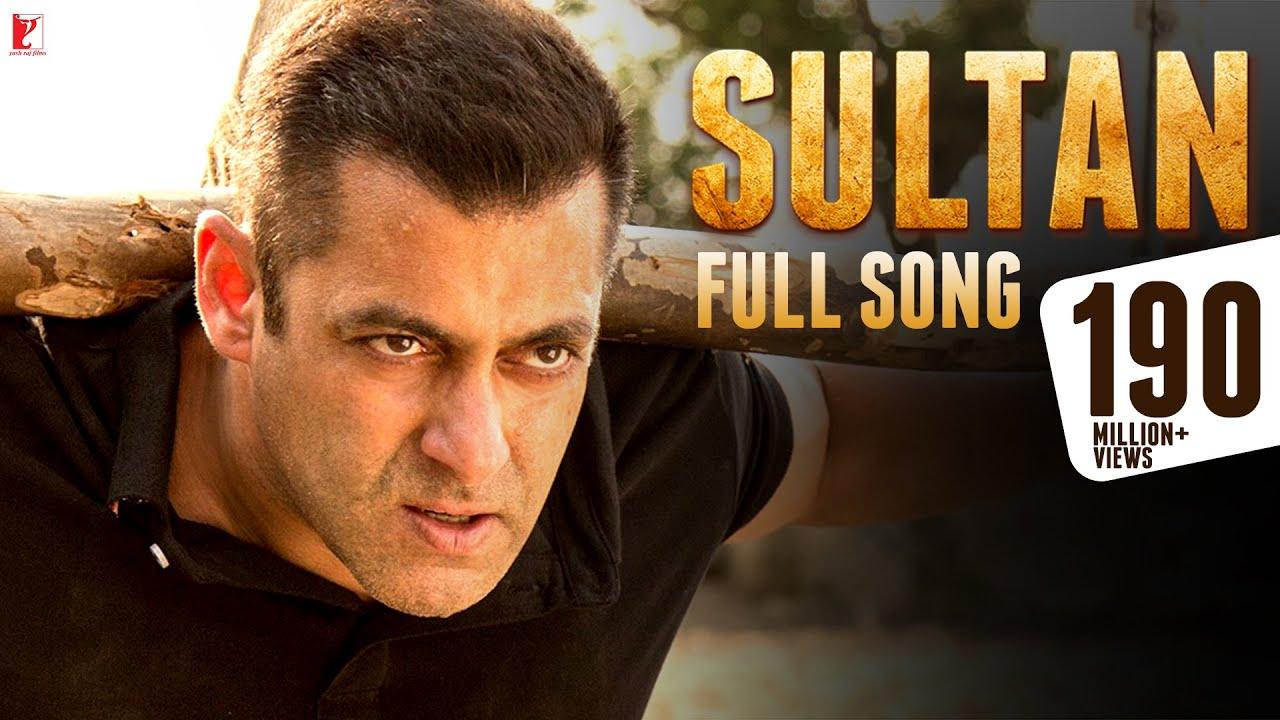 Sultan Title Song | Salman Khan, Anushka Sharma | Sukhwinder Singh, Shadab Faridi | Vishal & Shekhar