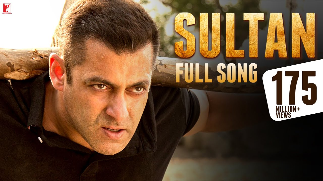 Sultan - Full Title Song | Salman Khan | Anushka Sharma | Sukhwinder Singh | Shadab Faridi