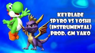KEYBLADE - SPYRO VS YOSHI [INSTRUMENTAL] || Prod. GM Yako