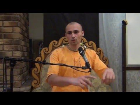 Шримад Бхагаватам 3.9.11 - Ананта Шри прабху