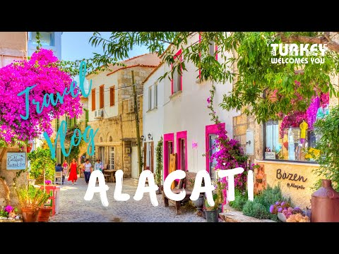 Traveling to the Prettiest Town in #Turkey:#Alacati