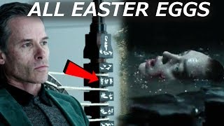 Alien Covenant: Hidden Easter Eggs, Symbolism & References || Jesus & Prometheus