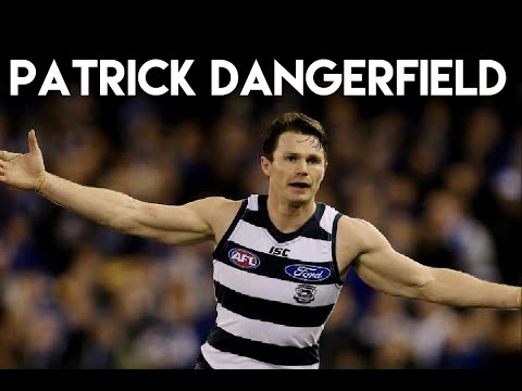 Patrick Dangerfield's 48 Disposals