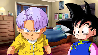 Trunks and Goten Discover Girls (Dragon Ball Super Parody)