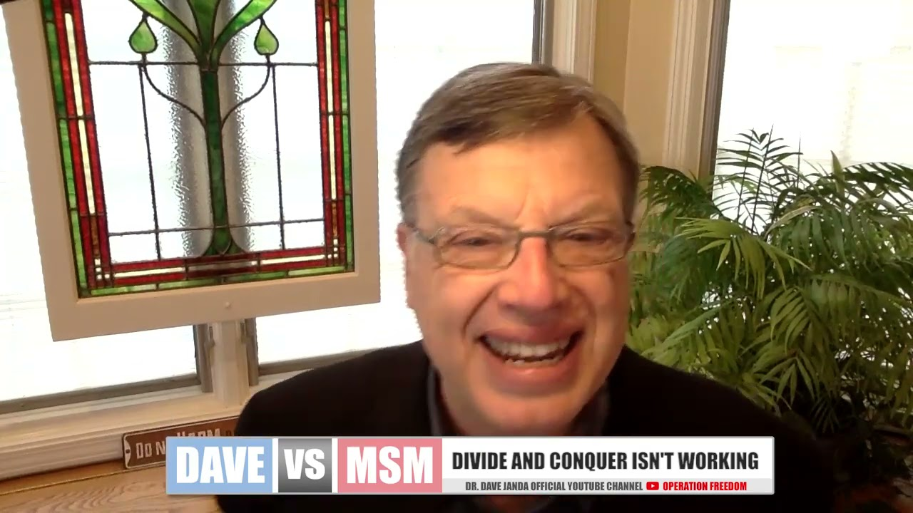 Dave Vs. MSM: Divide & Conquer Isn't Working