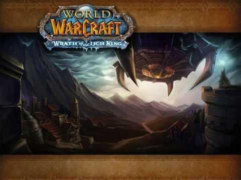 World of Warcraft: Wrath of the Lich King песня. Слушать онлайн World of Warcraft Wrath of the Lich King - Ebon Hold Battle Music в mp3