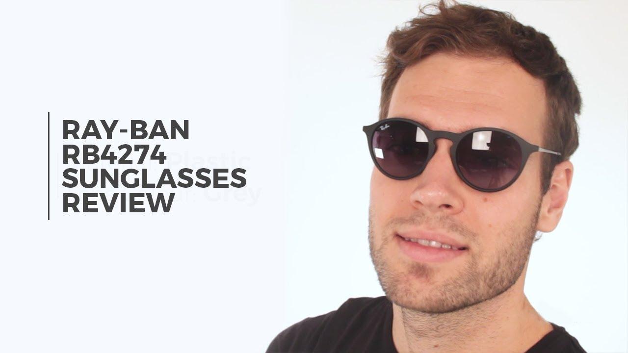 e06ea22c8e Ray-Ban RB4274 Sunglasses Review