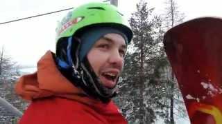 видео Новогодние каникулы 2015 на горнолыжном курорте