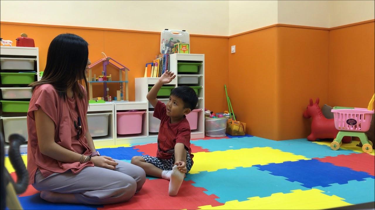 親子溝通遊戲 - 散步聆聽遊戲 - YouTube