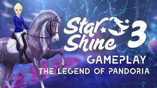 STARSH NE LEGACY 3 Full Gameplay No Talking