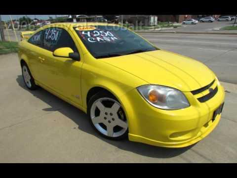 2006 Chevrolet Cobalt Ss For Sale In Tulsa Ok Youtube