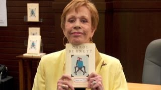 Carol Burnett Book Signing