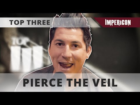 Top Three with Pierce The Veil