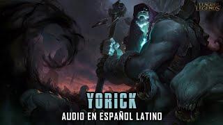 Yorick | Voz latina [League of Legends]