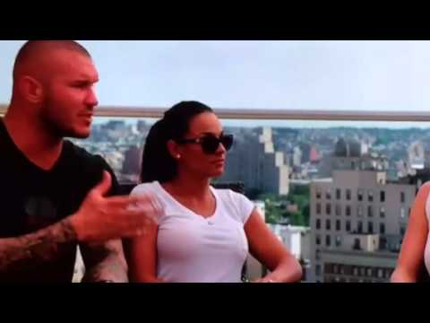Randy Orton & Fiancé Interview With Renee Young- Why He's A Better Man Now