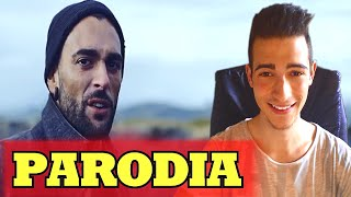 MARCO MENGONI - TI HO VOLUTO BENE VERAMENTE | PARODIA