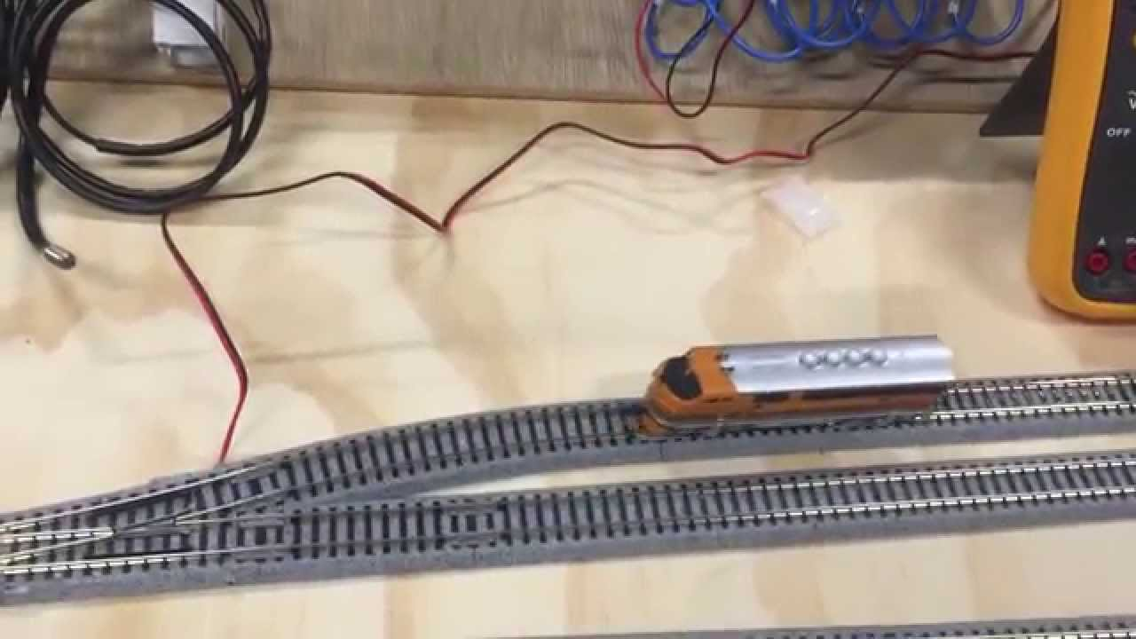 Plc Train Project Kato N Scale Model Pack Standard S Testing