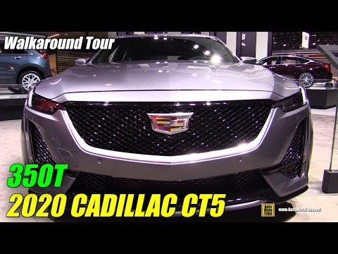 2020 Cadillac Ct5 350t Exterior And Interior Walkaround Debut At 2019 Ny Auto Show Youtube