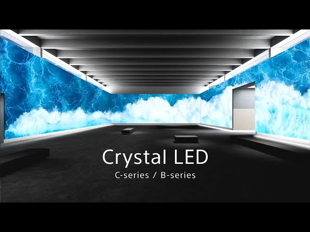Crystal LED C-series / B-series